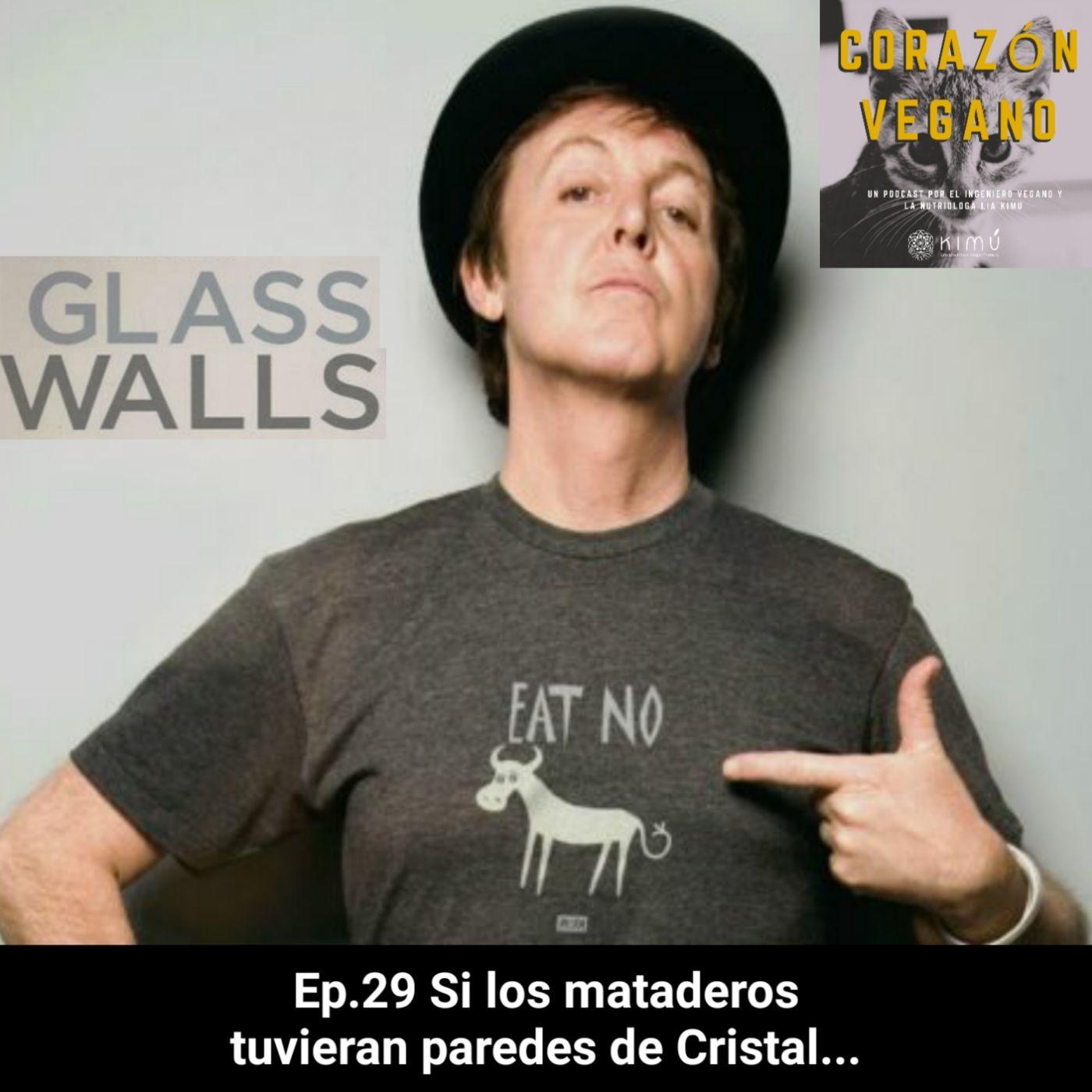 Ep.29 Si los mataderos tuvieran Paredes de Cristal con Paul McCartney