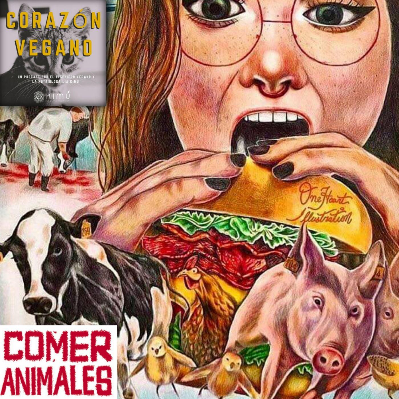 """Ep. 16: Resumen del Libro """"Comer Animales"""" de Jonathan Safran F."""
