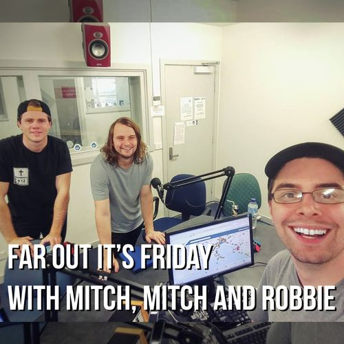 Mitch, Ellen and Robbie