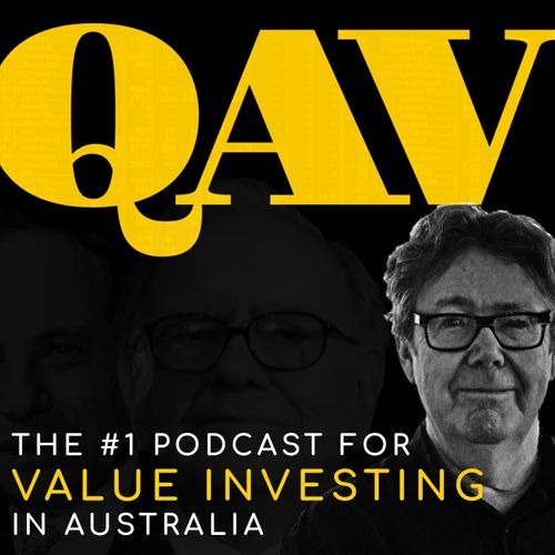 QAV 356 Free -  Premature Ejection: QAV (The Australian Investing Podcast) on Whooshkaa