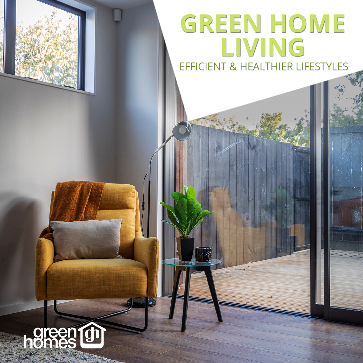 Green Home Living: Efficient & Healthier Lifestyles