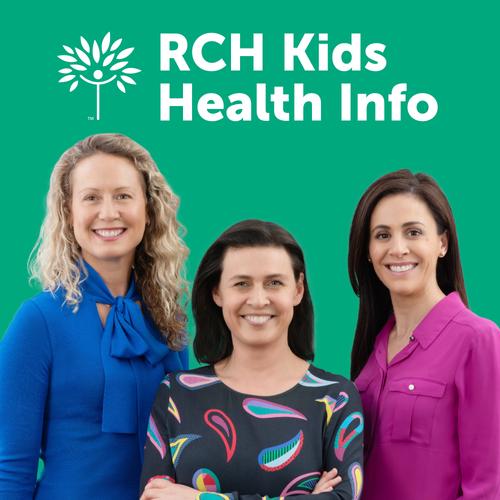 Kids Health Info postcast icon