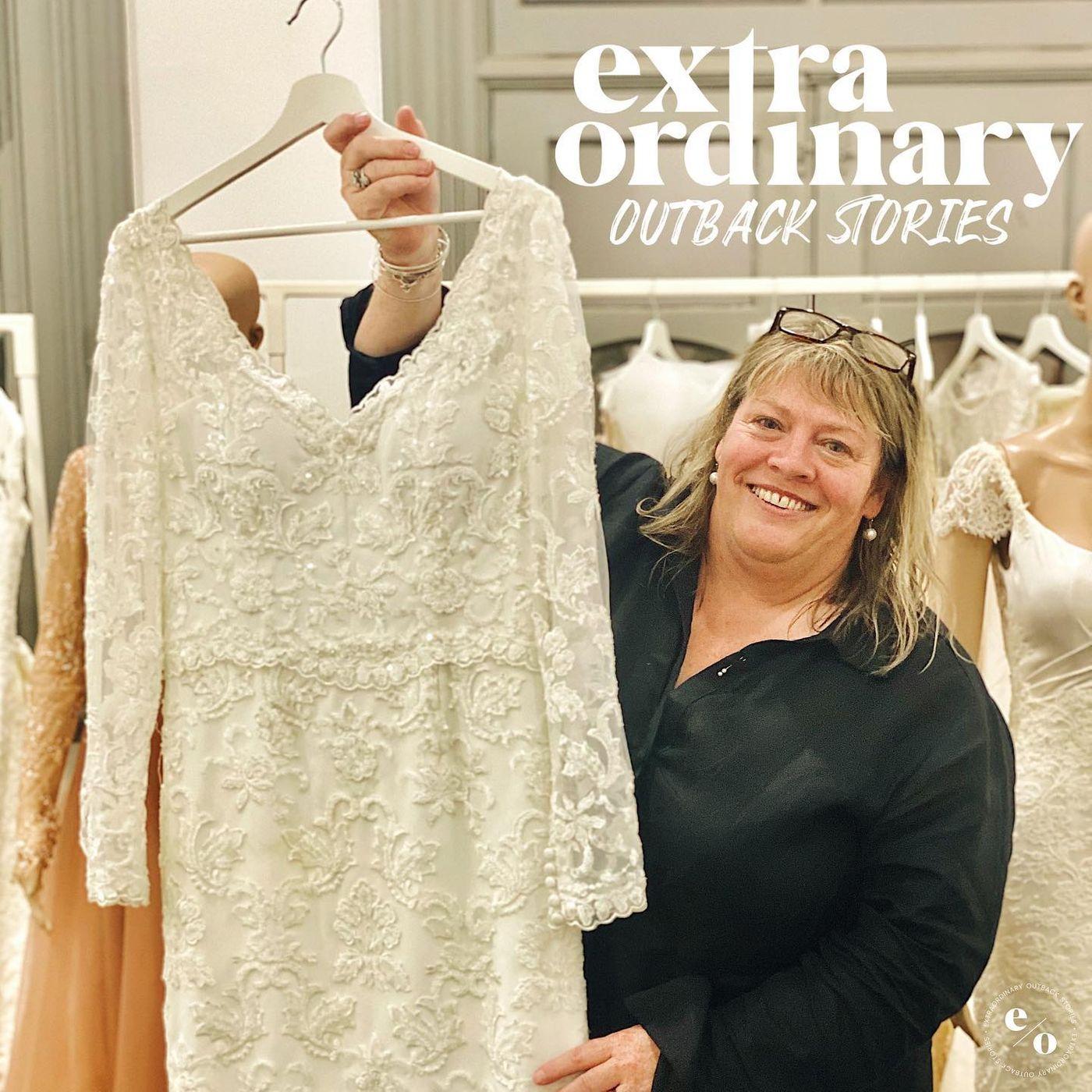Melinda O'Donoghue   The Outback Wedding Dressmaker   Whooshkaa
