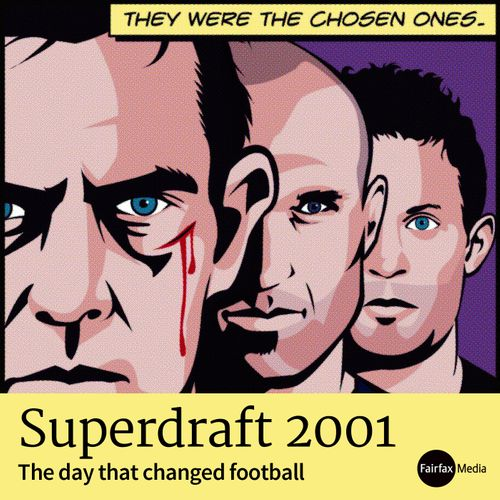 Superdraft 2001: the day that changed the game