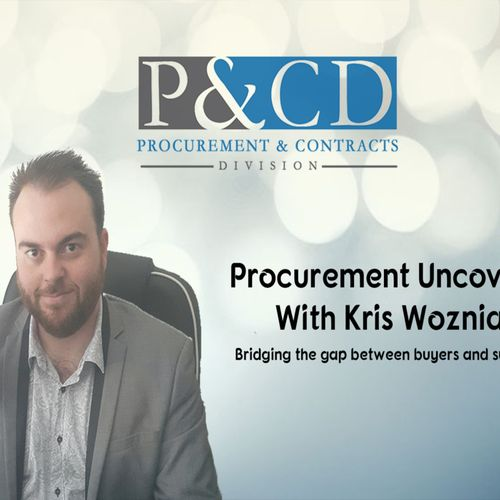 Procurement Uncovered with Kris Wozniak