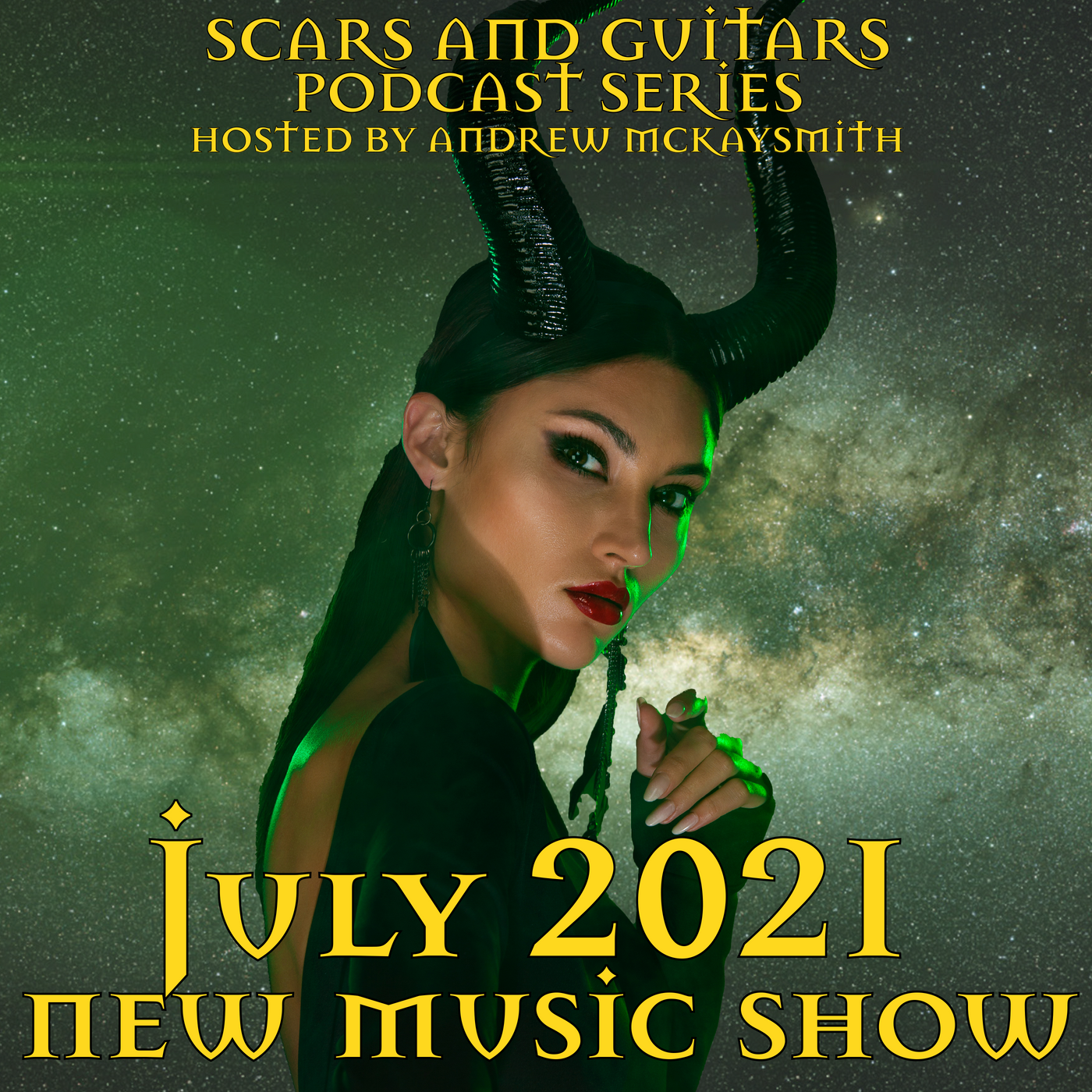 New music show- July 2021