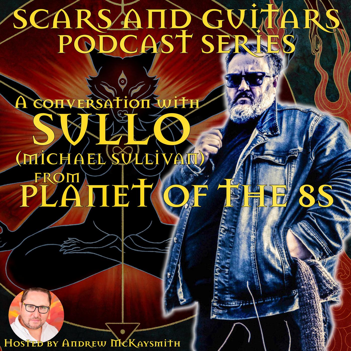 Michael 'Sullo' Sullivan (Planet of the 8s)