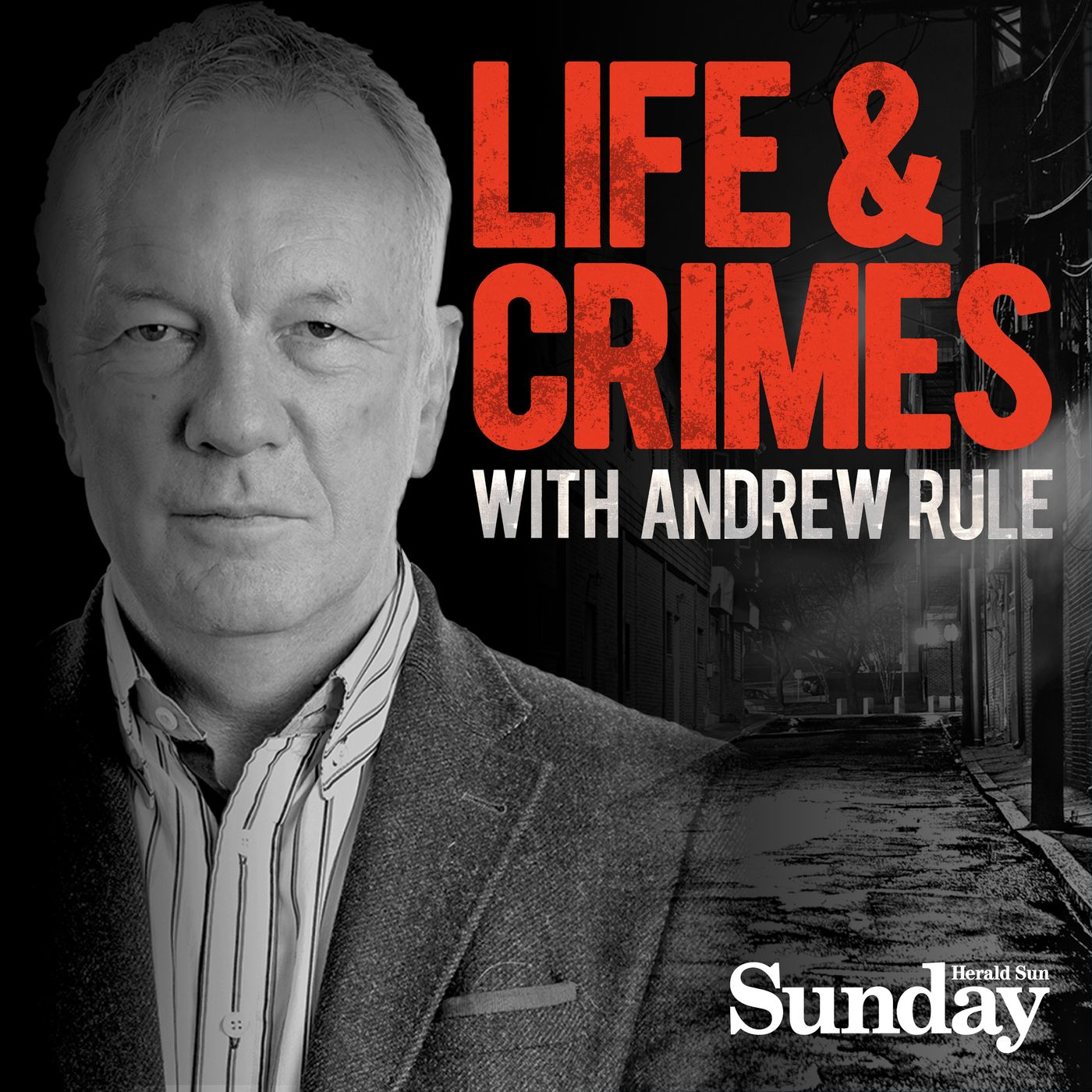 Life and Crimes with Andrew Rule - Whooshkaa