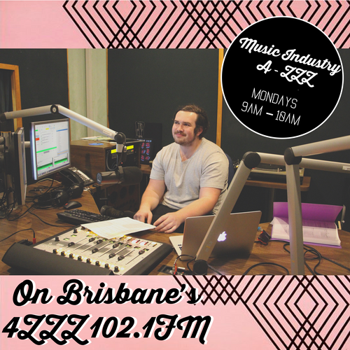 4ZZZ's Music Industry Show