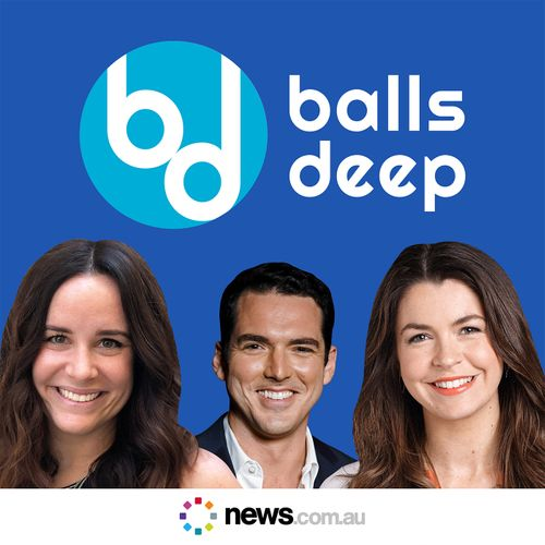 Balls Deep Podcast Episode 1: Why aren't we asking men these
