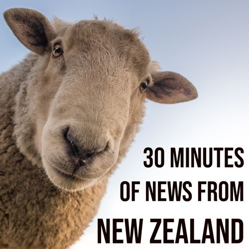 30 Minutes of News from New Zealand