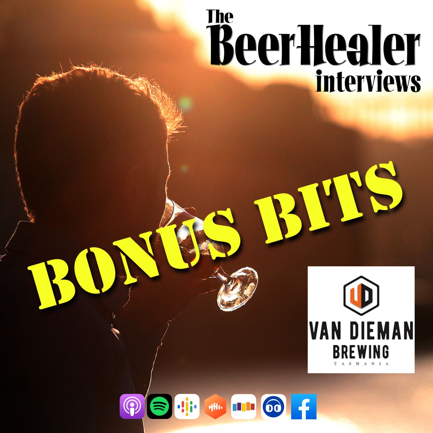 Bonus Bits: Australian Spontaneous Ales tasting and explanation with Van Dieman Brewing's, Will Tatchell.