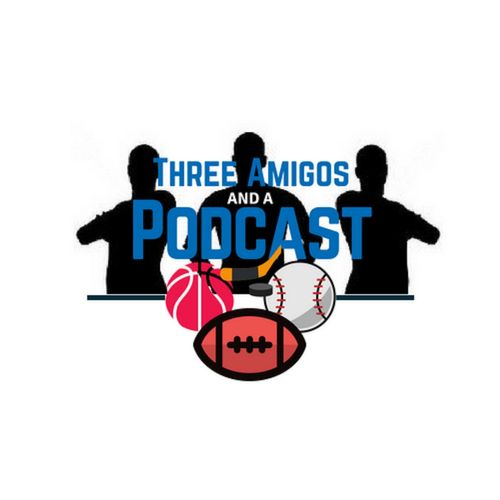 Three Amigos and a Podcast