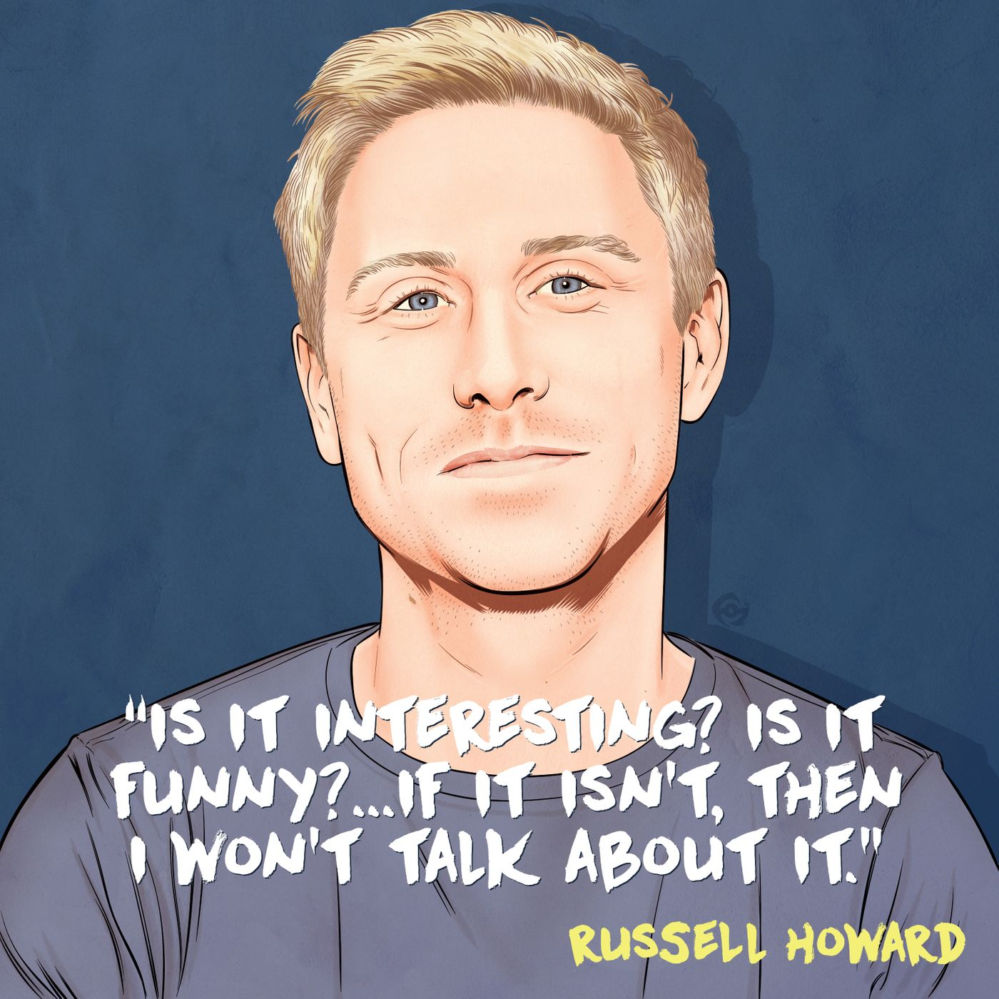 WILOSOPHY with Russell Howard