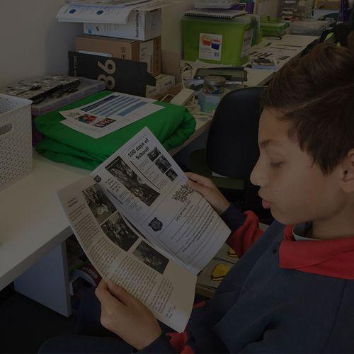 Dandenong Primary School School Newsletter