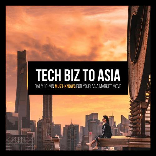 Tech Biz to China