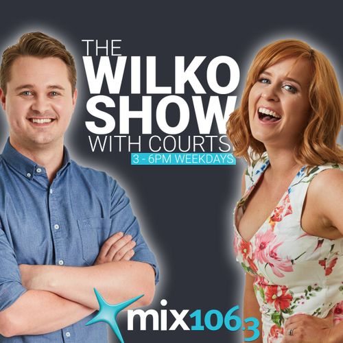 THE WILKO SHOW WITH COURTS