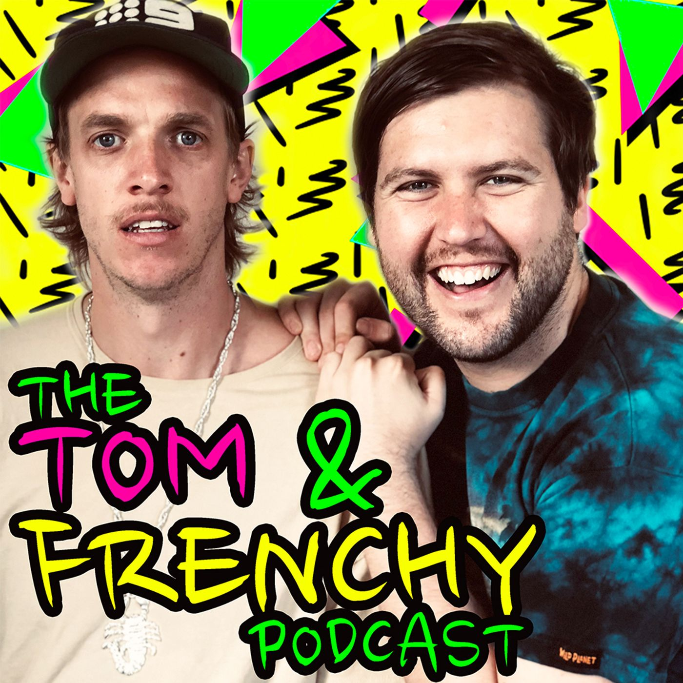 The Tom and Frenchy Podcast - Whooshkaa