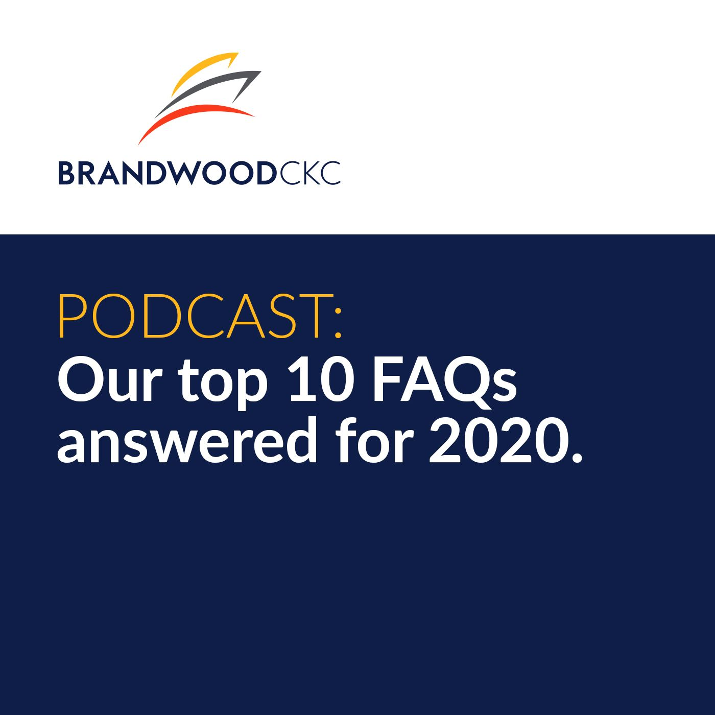 Our top 10 FAQs answered for 2020
