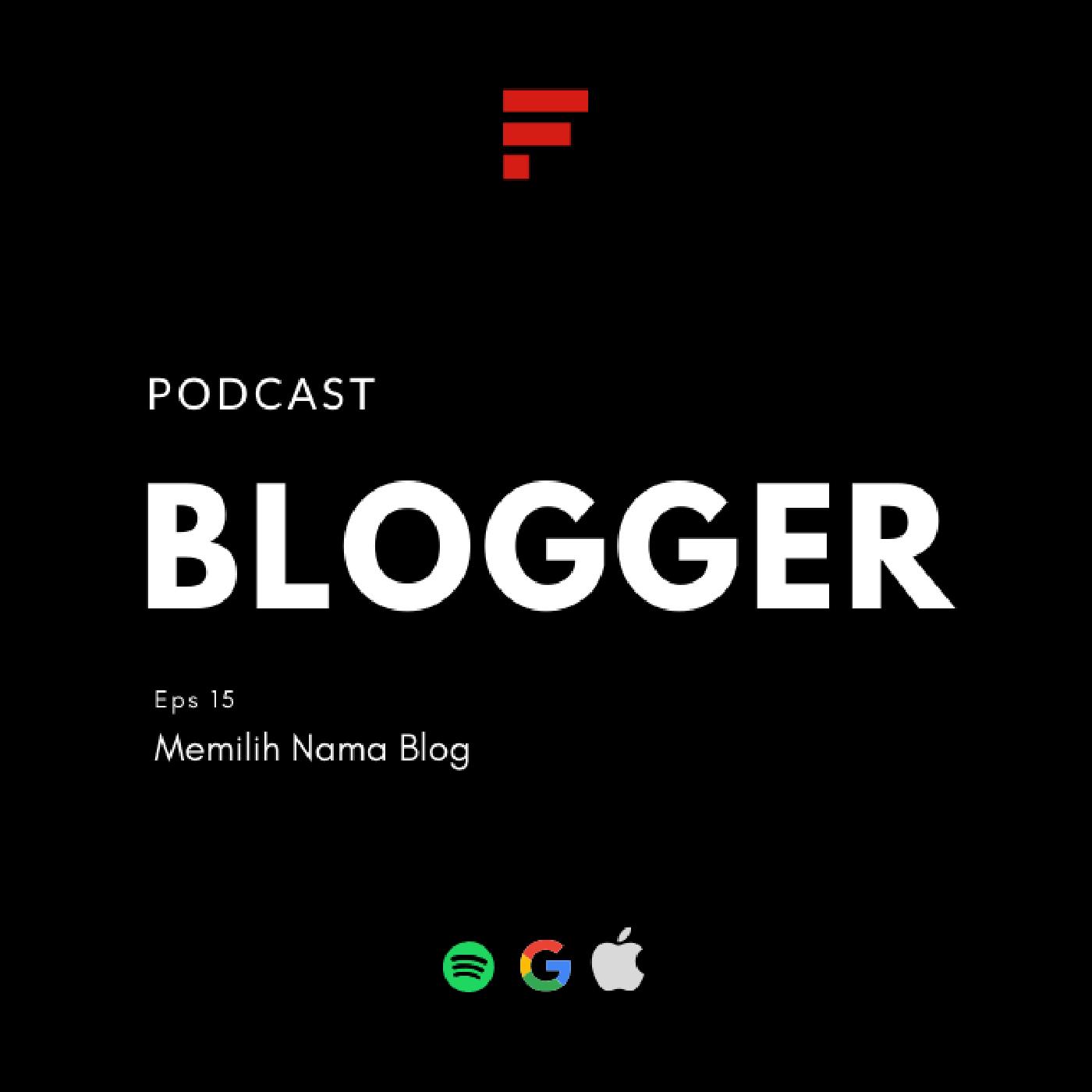 EPS15: Memilih Nama Blog