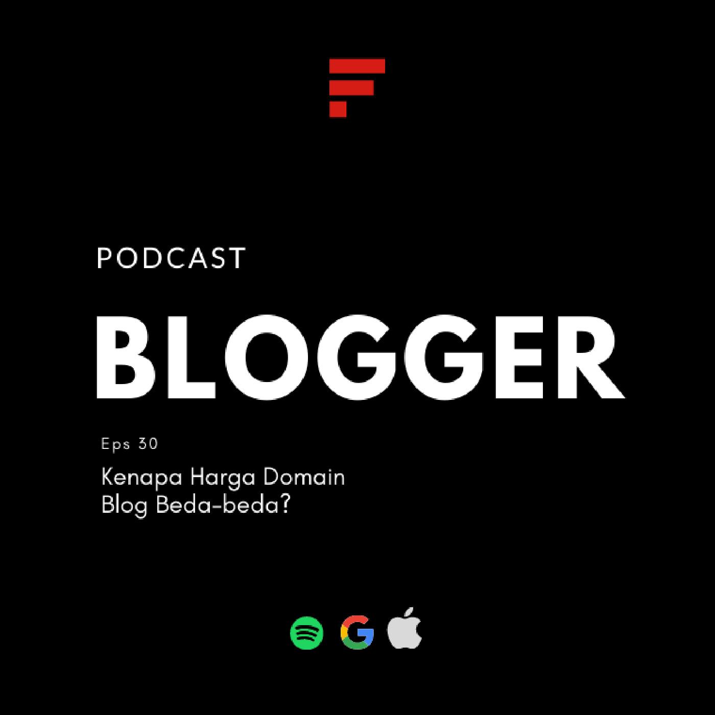 EPS30: Kenapa Harga Domain Blog Beda-beda?