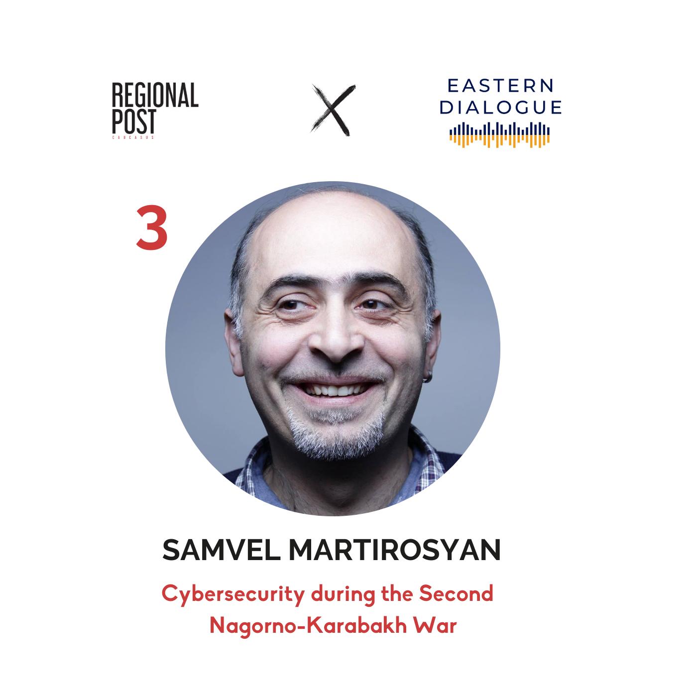 [հայերեն] Samvel Martirosyan - Cybersecurity during the Second Nagorno-Karabagh War