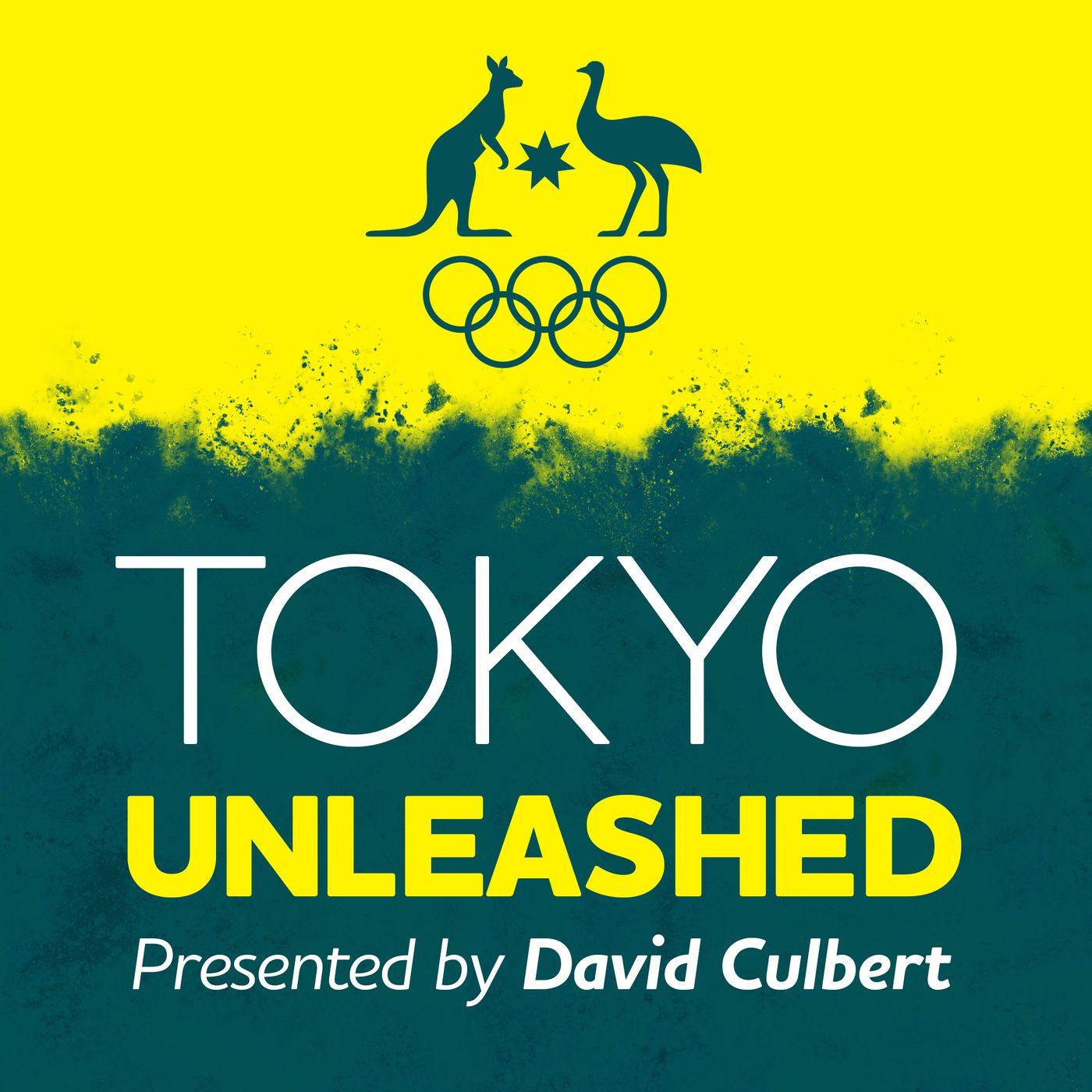 Tokyo Unleashed - Australian Olympic Team - Whooshkaa