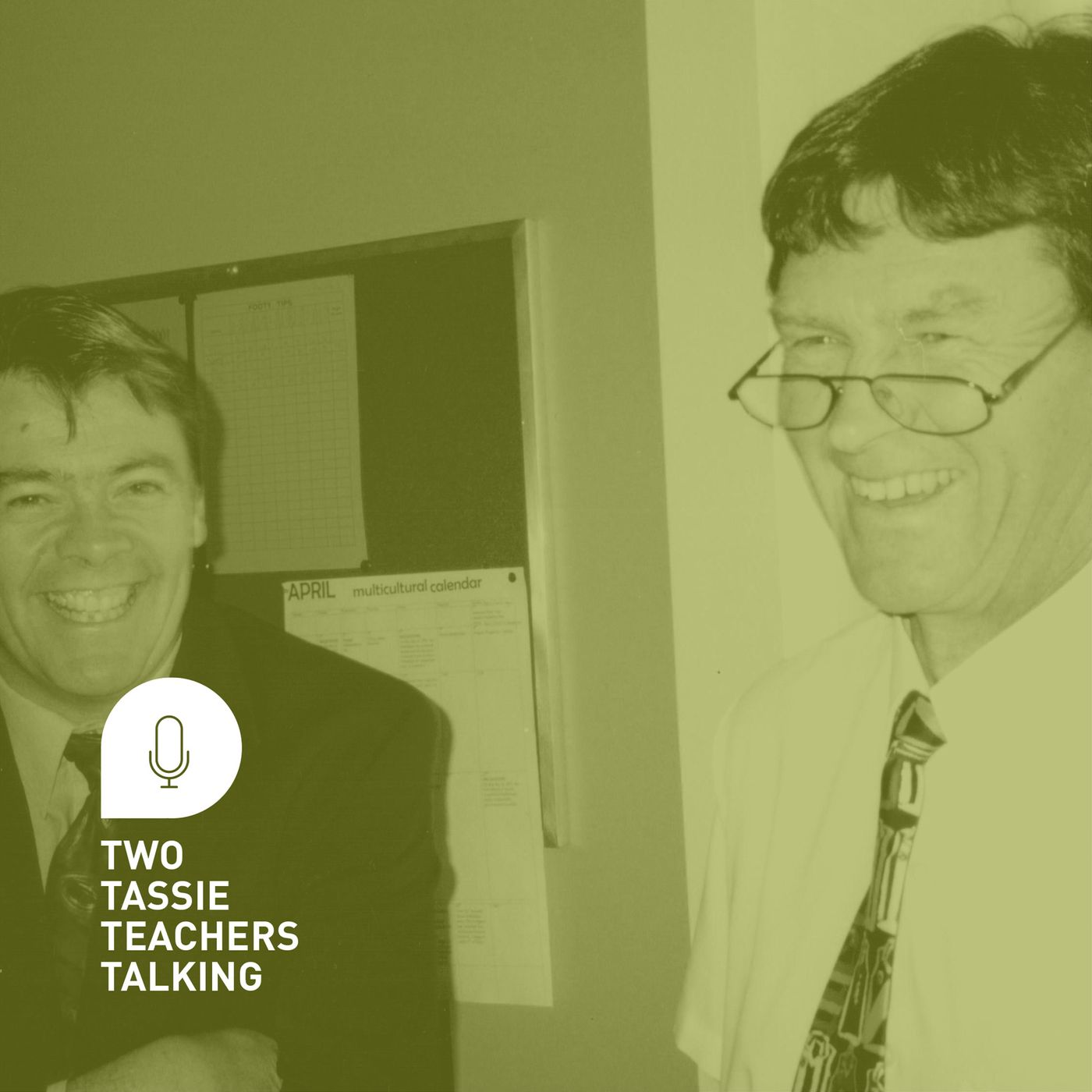 Two Tassie Teachers Talking – Chris Rae – Podcast Series – Part 2