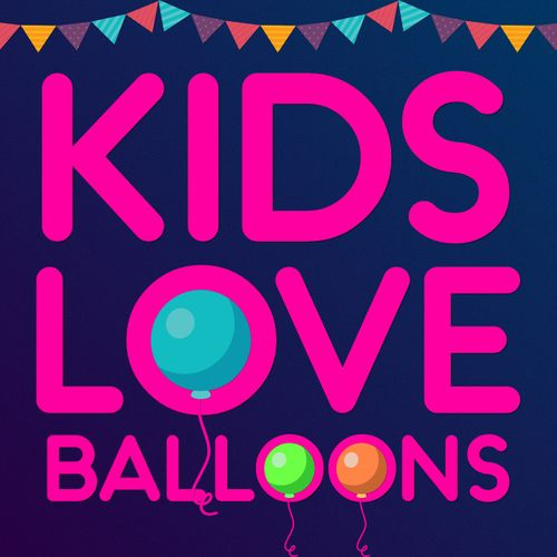 Kids Love Balloons